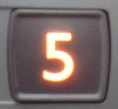 Image of the number five