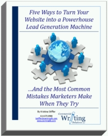 Powerhouse Lead Generation Report Cover Image
