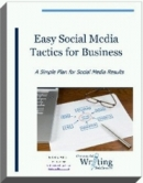 Easy Social Media Tactics for Business Cover Image